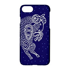 Aries Zodiac Star Apple Iphone 7 Hardshell Case