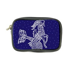 Capricorn Zodiac Star Coin Purse by Mariart
