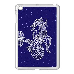 Capricorn Zodiac Star Apple Ipad Mini Case (white) by Mariart