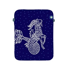 Capricorn Zodiac Star Apple Ipad 2/3/4 Protective Soft Cases by Mariart