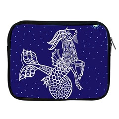 Capricorn Zodiac Star Apple Ipad 2/3/4 Zipper Cases by Mariart