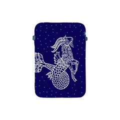 Capricorn Zodiac Star Apple Ipad Mini Protective Soft Cases by Mariart
