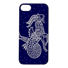 Capricorn Zodiac Star Apple Iphone 5s/ Se Hardshell Case by Mariart