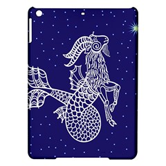 Capricorn Zodiac Star Ipad Air Hardshell Cases by Mariart