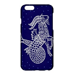 Capricorn Zodiac Star Apple Iphone 6 Plus/6s Plus Hardshell Case by Mariart