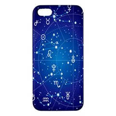 Astrology Illness Prediction Zodiac Star Iphone 5s/ Se Premium Hardshell Case by Mariart
