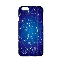 Astrology Illness Prediction Zodiac Star Apple Iphone 6/6s Hardshell Case by Mariart