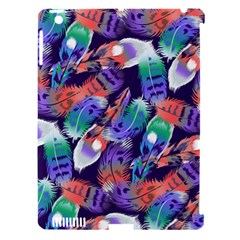 Bird Feathers Color Rainbow Animals Fly Apple Ipad 3/4 Hardshell Case (compatible With Smart Cover) by Mariart