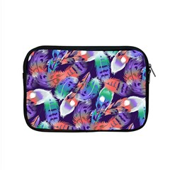 Bird Feathers Color Rainbow Animals Fly Apple Macbook Pro 15  Zipper Case by Mariart