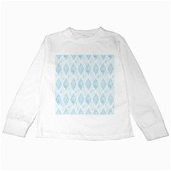 Animal Mice Bones Mouse Leaf Kids Long Sleeve T Shirts by Mariart