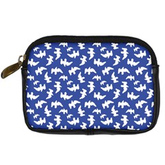 Birds Silhouette Pattern Digital Camera Cases by dflcprintsclothing