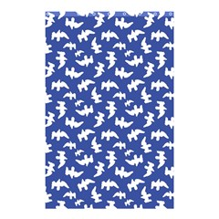 Birds Silhouette Pattern Shower Curtain 48  X 72  (small)
