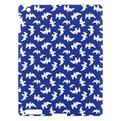 Birds Silhouette Pattern Apple Ipad 3/4 Hardshell Case by dflcprintsclothing