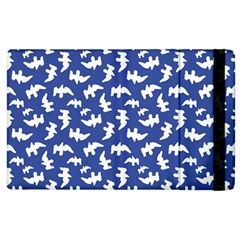 Birds Silhouette Pattern Apple Ipad 3/4 Flip Case by dflcprintsclothing