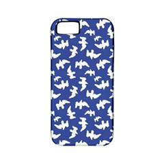 Birds Silhouette Pattern Apple Iphone 5 Classic Hardshell Case (pc+silicone)
