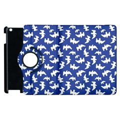Birds Silhouette Pattern Apple Ipad 3/4 Flip 360 Case by dflcprintsclothing