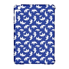 Birds Silhouette Pattern Apple Ipad Mini Hardshell Case (compatible With Smart Cover) by dflcprintsclothing