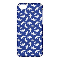 Birds Silhouette Pattern Apple Iphone 5c Hardshell Case by dflcprintsclothing