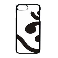 Bengali Om Symbol  Apple Iphone 7 Plus Seamless Case (black) by abbeyz71