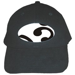 Bengali Om Symbol Black Cap by abbeyz71