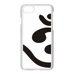 Bengali Om Symbol Apple Iphone 7 Seamless Case (white) by abbeyz71