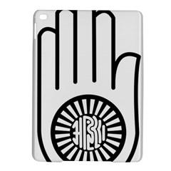 Jainism Ahisma Symbol  Ipad Air 2 Hardshell Cases by abbeyz71