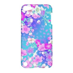 Flowers Cute Pattern Apple Ipod Touch 5 Hardshell Case by Nexatart