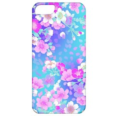 Flowers Cute Pattern Apple Iphone 5 Classic Hardshell Case