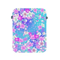 Flowers Cute Pattern Apple Ipad 2/3/4 Protective Soft Cases