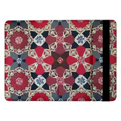 Beautiful Art Pattern Samsung Galaxy Tab Pro 12 2  Flip Case by Nexatart