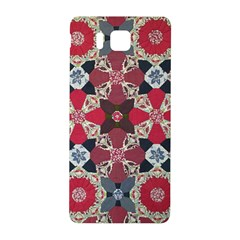 Beautiful Art Pattern Samsung Galaxy Alpha Hardshell Back Case by Nexatart