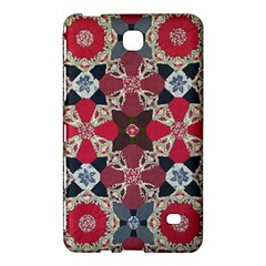 Beautiful Art Pattern Samsung Galaxy Tab 4 (8 ) Hardshell Case