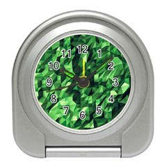 Green Attack Travel Alarm Clocks