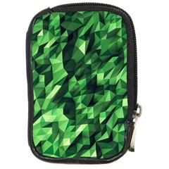 Green Attack Compact Camera Cases by Nexatart
