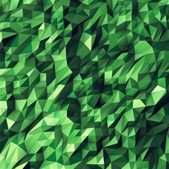 Green Attack Magic Photo Cubes