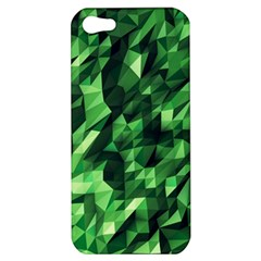Green Attack Apple Iphone 5 Hardshell Case