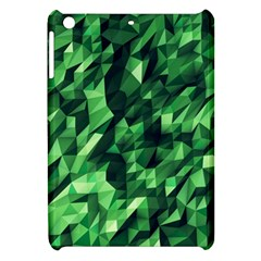Green Attack Apple Ipad Mini Hardshell Case by Nexatart