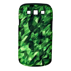 Green Attack Samsung Galaxy S Iii Classic Hardshell Case (pc+silicone) by Nexatart