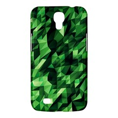 Green Attack Samsung Galaxy Mega 6 3  I9200 Hardshell Case by Nexatart