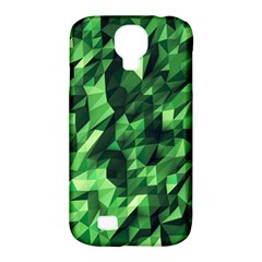 Green Attack Samsung Galaxy S4 Classic Hardshell Case (pc+silicone)