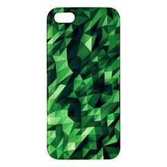 Green Attack Iphone 5s/ Se Premium Hardshell Case by Nexatart
