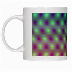 Art Patterns White Mugs by Nexatart