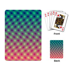 Art Patterns Playing Card