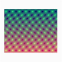 Art Patterns Small Glasses Cloth (2 Side) by Nexatart