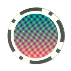 Art Patterns Poker Chip Card Guard