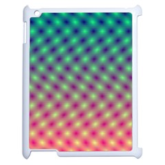 Art Patterns Apple Ipad 2 Case (white) by Nexatart