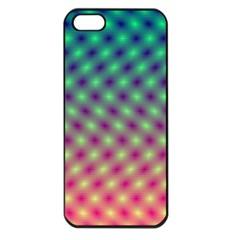 Art Patterns Apple Iphone 5 Seamless Case (black)