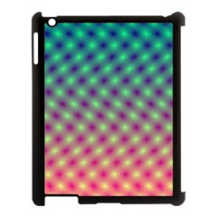 Art Patterns Apple Ipad 3/4 Case (black)
