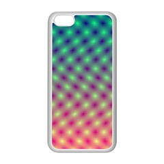 Art Patterns Apple Iphone 5c Seamless Case (white) by Nexatart