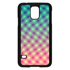 Art Patterns Samsung Galaxy S5 Case (black)